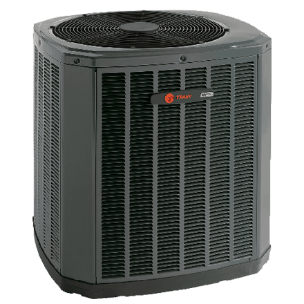 Trane XV18 air conditioner.