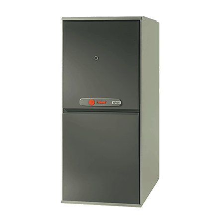 Trane XR95 gas furnace.
